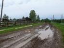 Von Krasnojarsk ab Richtung Osten